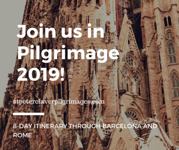 Peter Claver Pilgrimages