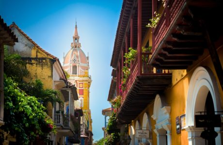Architecture Trip Caribbean Cartagena Colombia